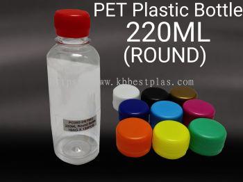 PET Plastic Bottle 220ML