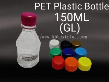 PET Plastic Bottle 150ML