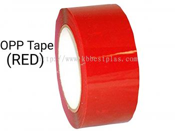 OPP Tape (RED) 48MMx50M
