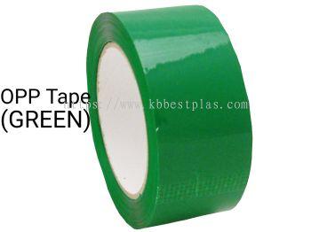 OPP Tape (GREEN) 48MMx50M