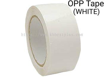 OPP Tape (WHITE) 48MMx50M