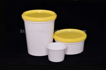 Yogurt Tubs With Cap