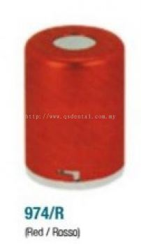 Aluminium Cotton Dispenser-Inox