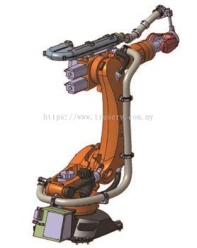 KUKA RobotDresspack