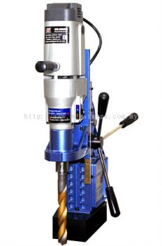 WS-6025MT PORTABLE MAGNETIC DRILLING MACHINE