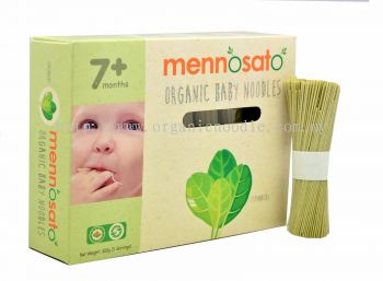 MNS Organic Baby Noodle - Spinach