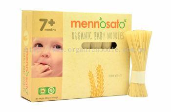 MNS Organic Baby Noodle-Plain Wheat
