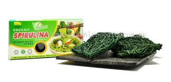 Vitame Organic Steam Noodle - Spirulina