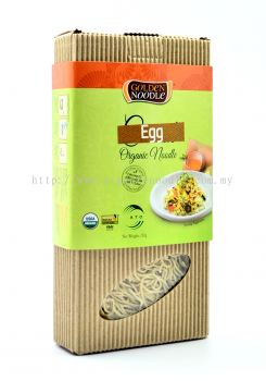 Golden Noodle Organic Egg Steam Noodle