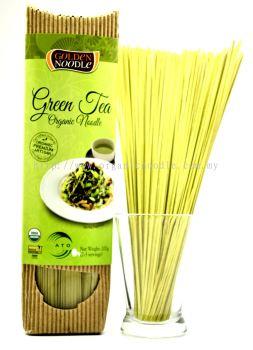Organic Green Tea Noodle