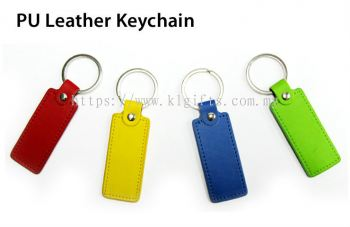 PU Leather Keychain MKC-008