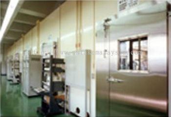 Prefabricated Environmental Test Chamber