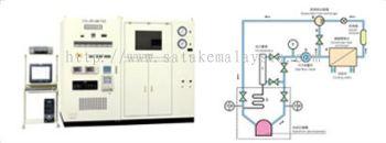 Refrigerant Vapor Flow Compressor Calorimeter