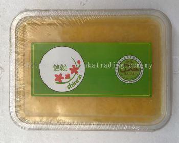 FE0013-2  Ebikko Yellow 500gm - Shinrai 蝦卵(金黄)(Halal)