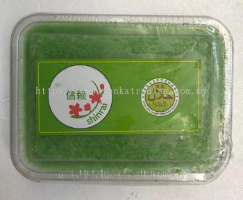 FE0013-3  Ebikko Wasabi 500gm - Shinrai 蝦卵(青)(Halal)