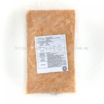 FG0014 - Grilled Atlantic Salmon Flakes (Salted) Halal