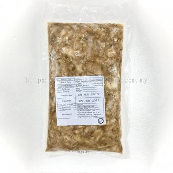 FG0011 - Grilled Saba Teriyaki Flakes 500gm Halal