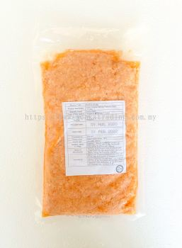 FG0019 Grilled Salmon Flakes (No Salt) 500gm �����~���� (Halal)