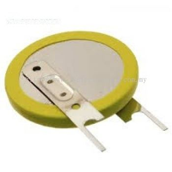 BACK UP RECHARGEABLE LITHIUM CELL, CR2354