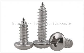PA SCREW, PA1.2, 4mm