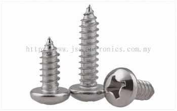 PA SCREW, PA1.4, 4mm