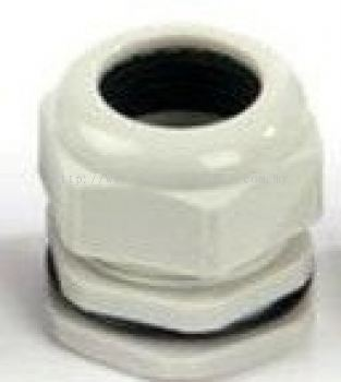 CABLE GLAND ( WHITE ), DIAMETER 16