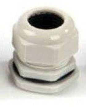 CABLE GLAND ( WHITE ), DIAMETER 13.5