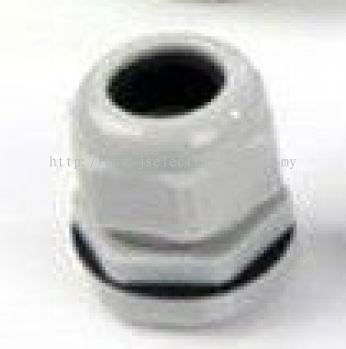 CABLE GLAND ( WHITE ), DIAMETER 9
