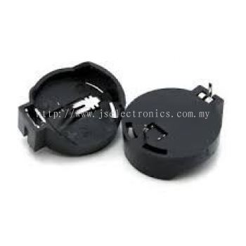 BUTTON CELL BATTERY HOLDER