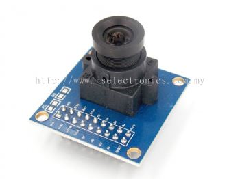 Camera Module OV7670 CMOS VGA Res. 640x480 SCCB Interface Compatible w/ I2C Interface
