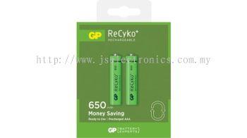 GP ReCyko+ Rechargable AAA, GP65AAAHCE-C2