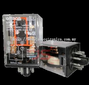 Omron Relay MK2P-I AC110V