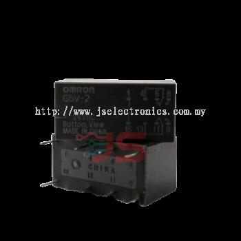 OMRON Relay G5V-2 24VDC
