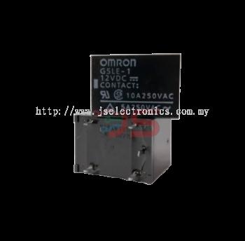 Omron RELAY G5LE-I 12VDC