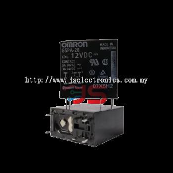 Omron Relay G5PA-28 12VDC