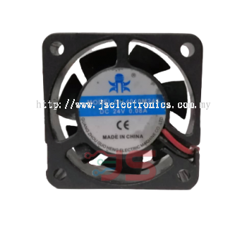 DC Fan Blower DC24V 2 Lead wires