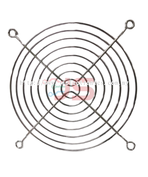Metal Fan Guard 4.5in