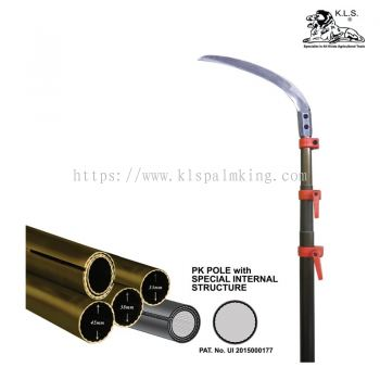 PK Pole with Special Internal Structure