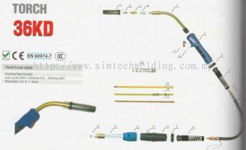 MIG Torch 36KD