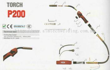 MIG Torch P200