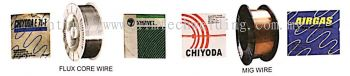 Flux Core Wires, MIG Wires, Aluminium Wires, Stainless Steel Mig Wires