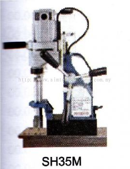 PORTABLE MAGNETIC DRILLING MACHINE SH35M
