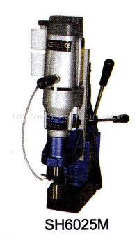 PORTABLE MAGNETIC DRILLING MACHINE SH-6025M