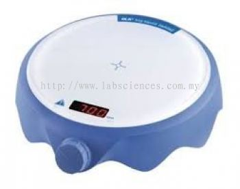 Big Squid White ( Magnetic stirrer with glass surface )