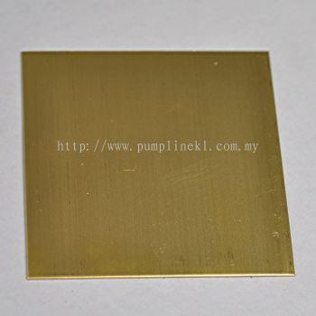 Brass Sheet(Plate)