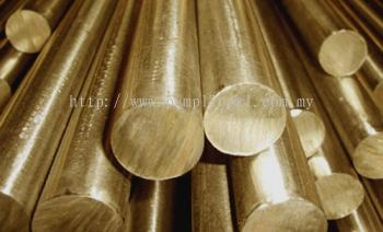 Brass Rod (Round Bar)