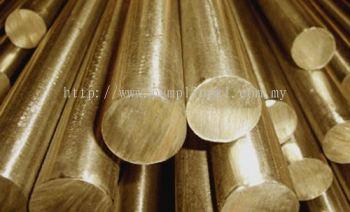 Brass Rod (Round Bar)