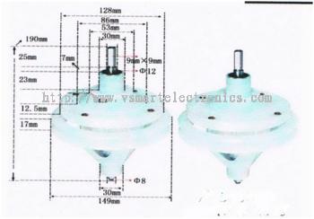 W/M-GB-002 / W/M-GB-001 (BIG PULLY)