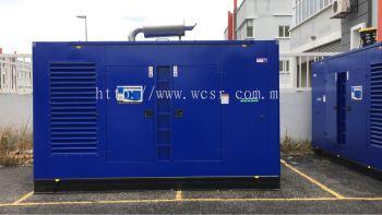 SDEC Diesel Generator Set - SDEC 500kVA Genset