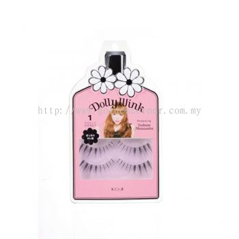 Dolly Wink False Eyelash #1
